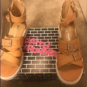 Dirty Laundry Lilybelle Sandal Size 8 Never Worn